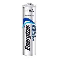 Батарейка Energizer LR6 AA LITHIUM